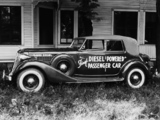 Photos of Auburn 851 Salon Phaeton Sedan (1935)