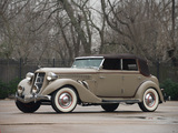 Pictures of Auburn 851 SC Convertible Sedan (1935)