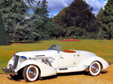 Pictures of Auburn 851 SC Speedster (1935)