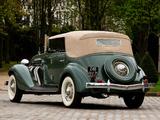 Pictures of Auburn 851 SС Phaeton (1935)