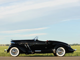Auburn 852 SC Speedster (1936–1937) photos