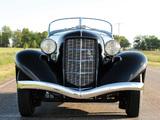 Auburn 852 SC Speedster (1936–1937) pictures