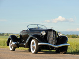 Images of Auburn 852 SC Speedster (1936–1937)