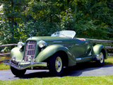 Photos of Auburn 852 SC Speedster (1936–1937)