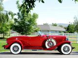 Auburn 8-98 Boattail Speedster (1931) images