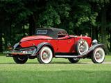 Auburn 8-98 Boattail Speedster (1931) photos