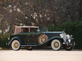 Auburn 8-100A Custom Phaeton (1932) pictures