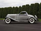 Auburn 8-101A Convertible Coupe (1933) images