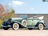 Auburn 8-105 Convertible Sedan (1933) photos