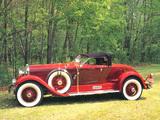 Photos of Auburn Eight Speedster 120 (1929)