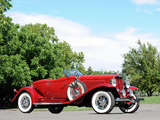 Pictures of Auburn 8-98 Boattail Speedster (1931)