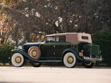 Pictures of Auburn 8-100A Custom Phaeton (1932)