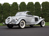 Auburn 8-101A Convertible Coupe (1933) wallpapers