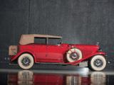 Auburn Custom Twelve Phaeton Sedan (1932) images