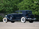 Auburn Twelve Phaeton Sedan 12-165 (1933–1934) photos