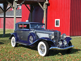 Auburn Twelve Phaeton Sedan 12-165 (1933–1934) wallpapers