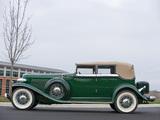 Auburn Twelve Phaeton Sedan 1250 (1934) photos