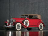 Photos of Auburn Custom Twelve Phaeton Sedan (1932)