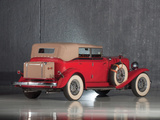 Photos of Auburn Custom Twelve Phaeton Sedan (1932)