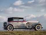 Auburn Twelve Convertible Sedan (1933) wallpapers