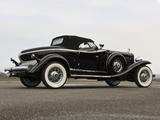 Auburn V12 160A Speedster (1932) pictures