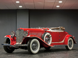 Auburn V12 161 Convertible Coupe (1932) wallpapers
