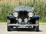 Pictures of Auburn V12 160A Speedster (1932)