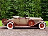 Auburn V12 Convertible (1932) wallpapers