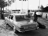 Audi 100 LS US-spec C1 (1968–1973) images