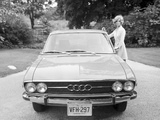 Audi 100 LS US-spec C1 (1968–1973) pictures