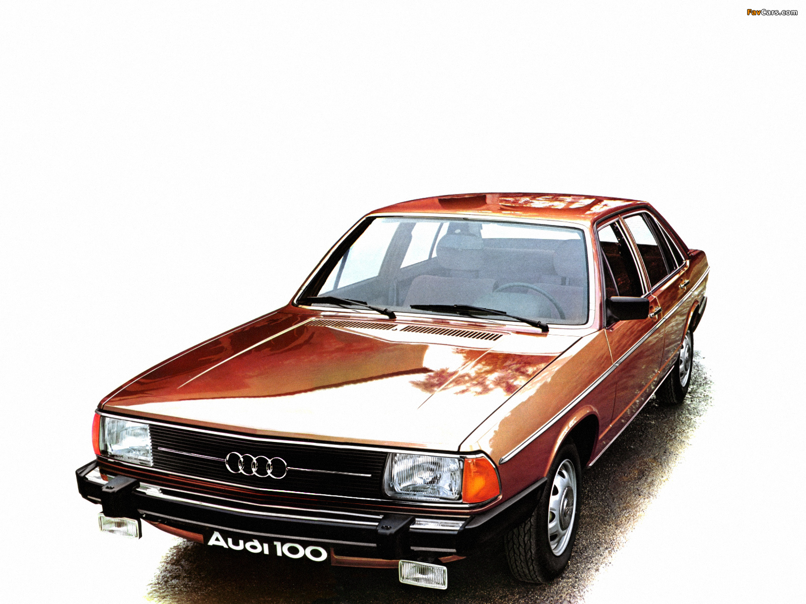 Audi 100 C2 1976 1980 Pictures 1600x1200
