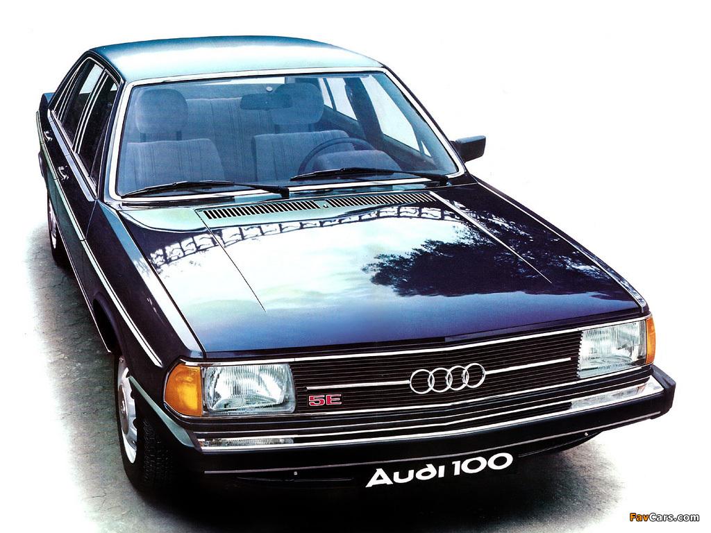 Audi 100 5e C2 1977 1979 Photos 1024x768