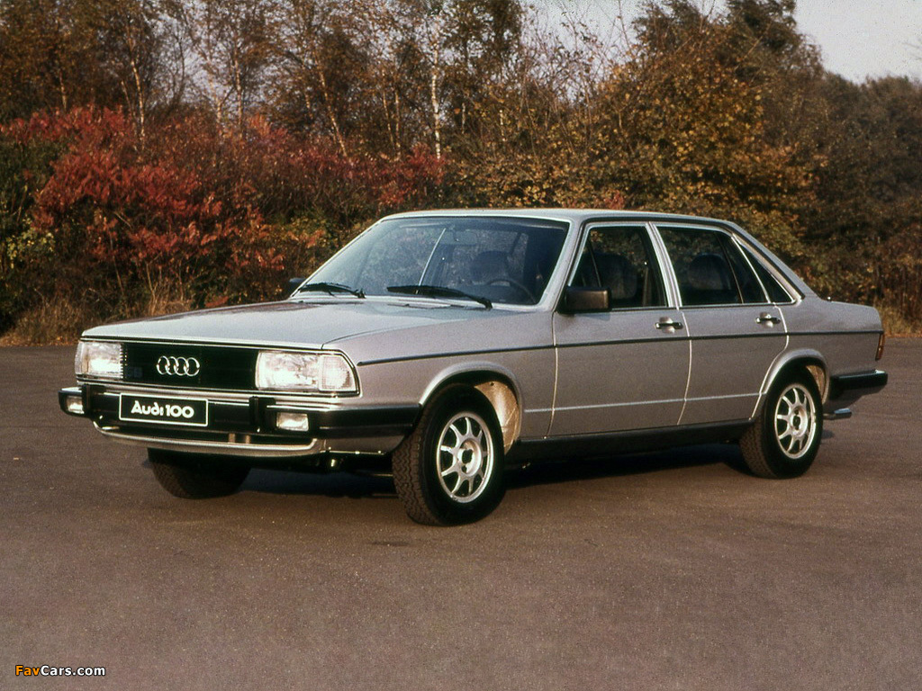 Audi 100 5s C2 1979 1982 Wallpapers 1024x768