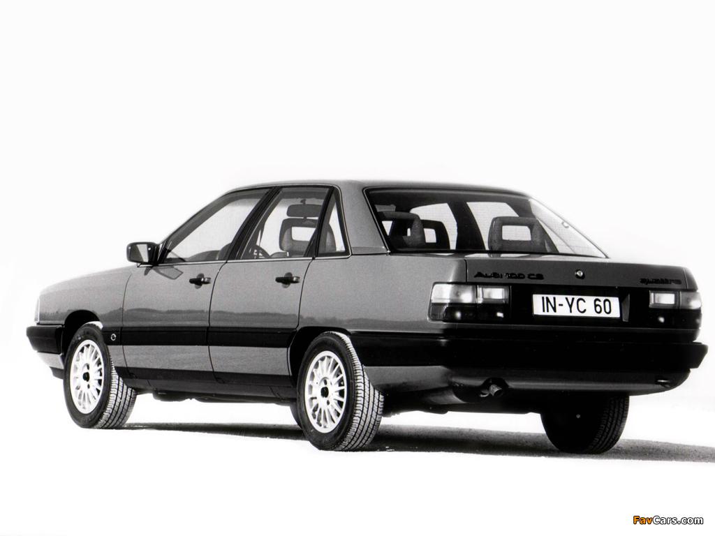 Audi 100 Quattro C3 1982 1987 Images 1024x768