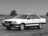 Audi 100 quattro C3 (1982–1987) pictures