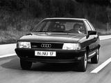 Audi 100 quattro C3 (1982–1987) wallpapers