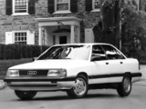 Audi 100 US-spec C3 (1988–1990) wallpapers
