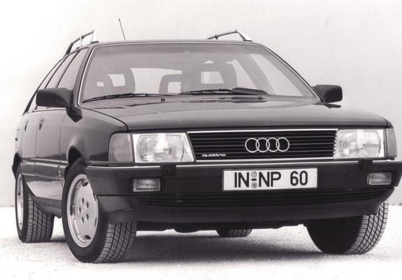Audi 100 Avant C3 (1988-1990) wallpapers