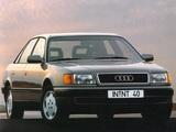 Audi 100 4A,C4 (1990–1994) photos