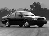 Audi 100 US-spec 4A,C4 (1990–1994) wallpapers