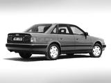 Audi 100 4A,C4 (1990–1994) wallpapers
