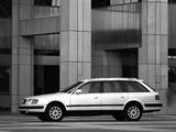 Audi 100 Avant US-spec 4A,C4 (1990–1994) wallpapers