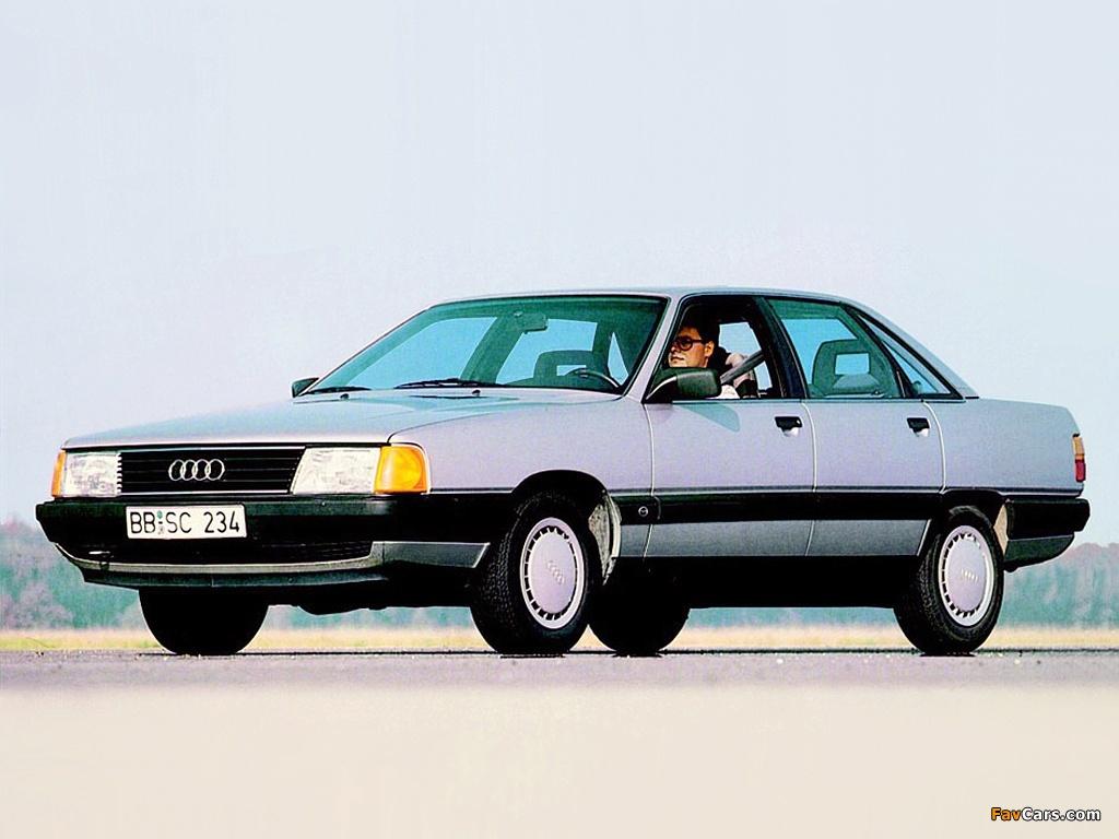 Images Of Audi 100 C3 1988 1990 1024x768