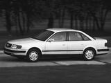 Images of Audi 100 US-spec 4A,C4 (1990–1994)