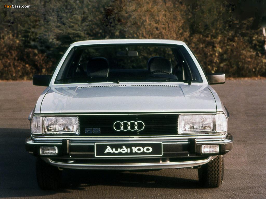 Photos Of Audi 100 5s C2 1979 1982 1024x768