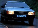 Photos of Audi 100 C3 (1988–1990)
