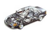 Photos of Audi 100 4A,C4 (1990–1994)