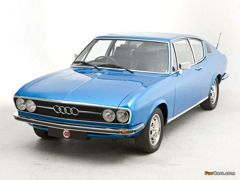 Pictures Of Audi 100 Coupe S Uk Spec C1 1970 1976 800x600
