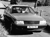 Pictures of Audi 100 quattro C3 (1982–1987)