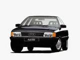 Pictures of Audi 100 C3 (1988–1990)